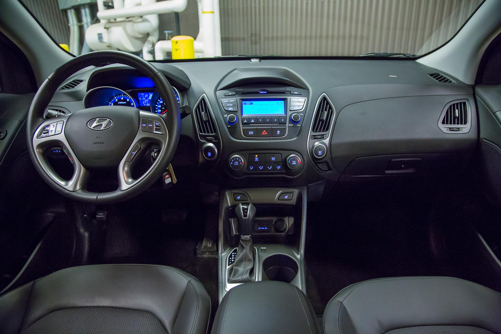 2014 Hyundai Tucson GLS AWD  Review  Trucks And SUVs