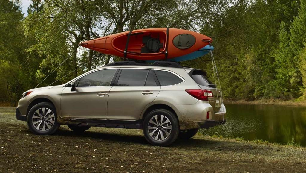 2015 Subaru Outback (photo credit: Subaru Canada)