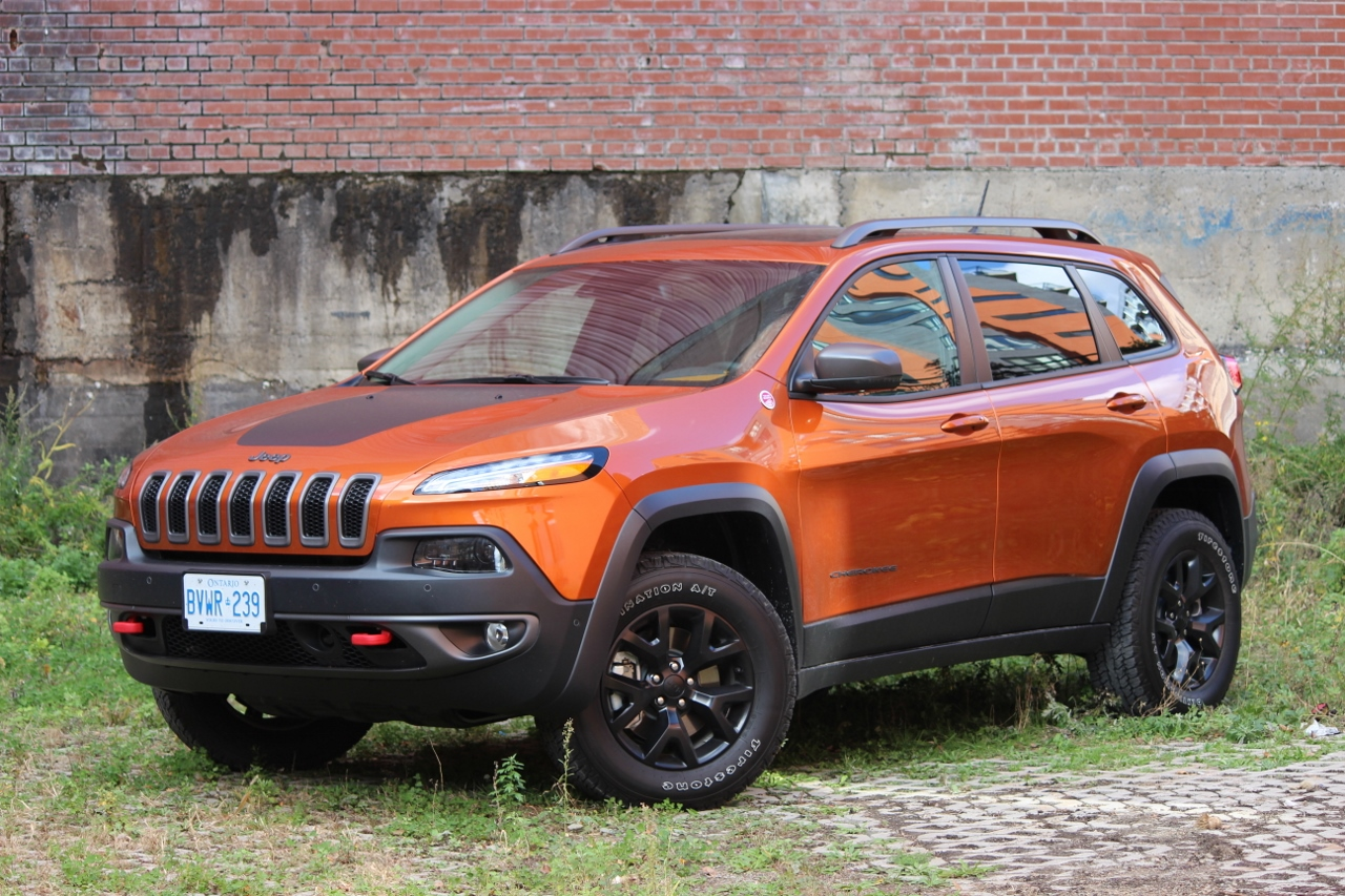 2015 jeep cherokee trailhawk review trucks and suvs