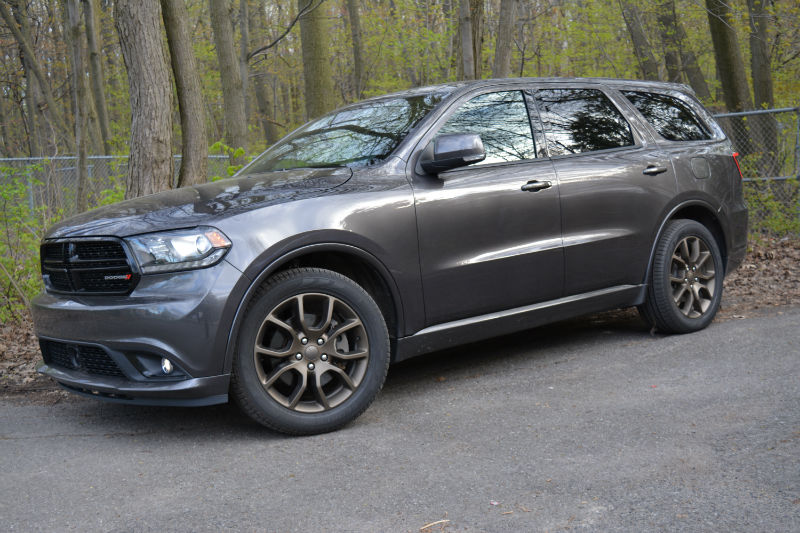 Dodge Durango Used >> QUICK CAR REVIEW: The Brief: 2017 Dodge Durango R/T - Trucks And SUVs