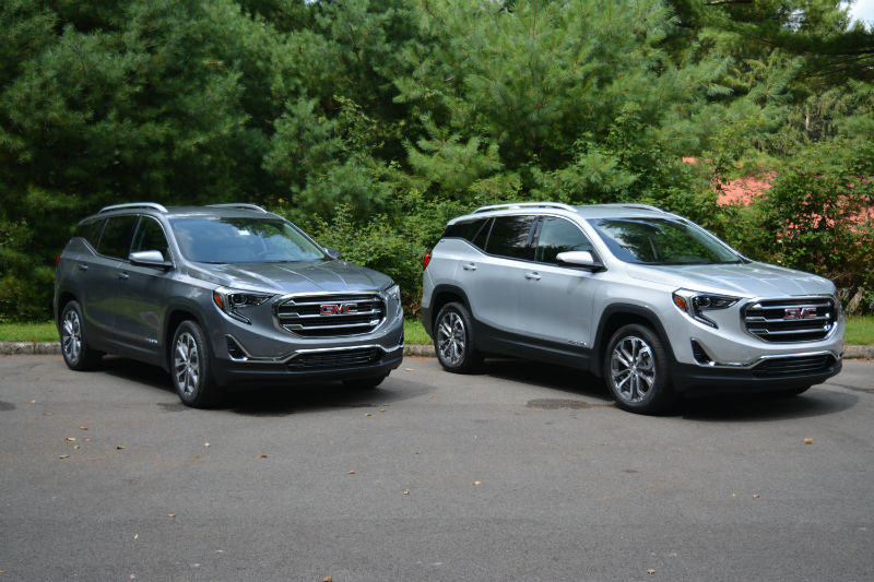FIRST REVIEW: 2018 GMC Terrain - Trucks And SUVs