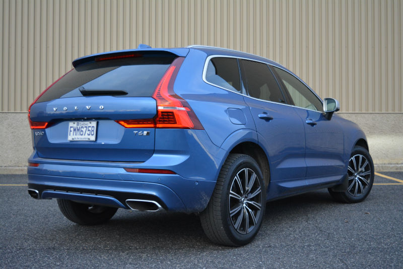 Car Review 2018 Volvo Xc60 T6 R Design Trucks And Suvs